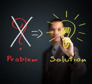 Stress out of problem solving
