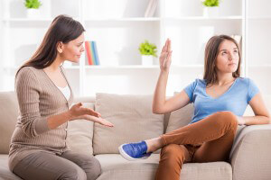discipline for teens