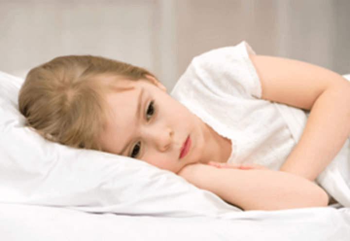 child's sleep problems