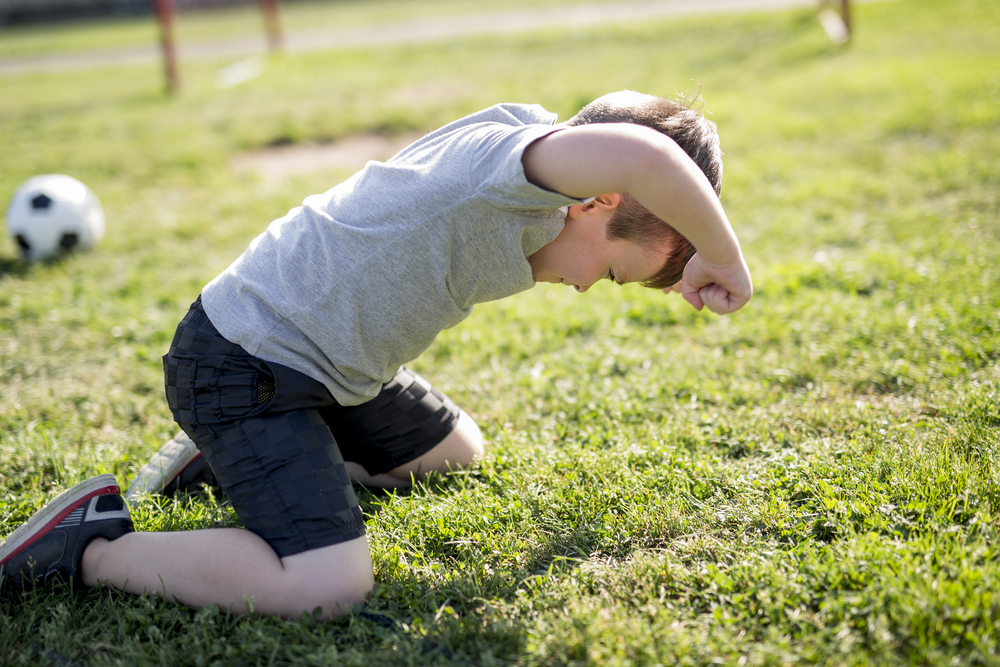 parenting an overly competitive child
