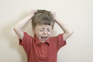 Childs Anger