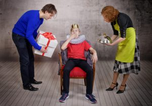Recognize Your Role in Spoiled-Child Syndrome