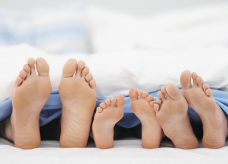 Breaking the Co-Sleeping Habit