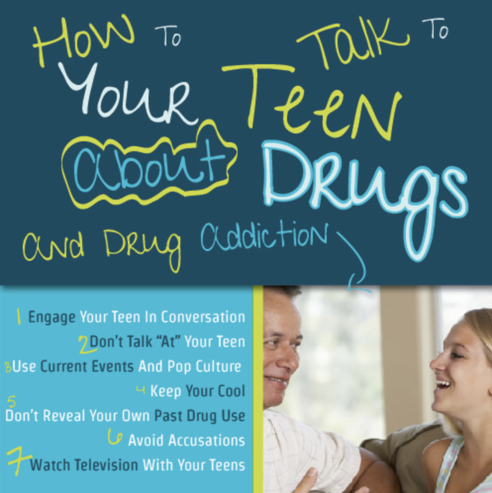 Your Teen and Drugs