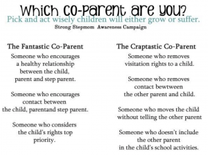 Positive Co-Parenting Tips